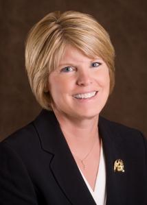 Interim State GOP Chair Luanne Van Werven