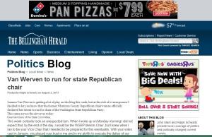 The New Politics Blog