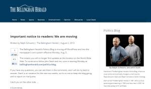 The Old Politics Blog