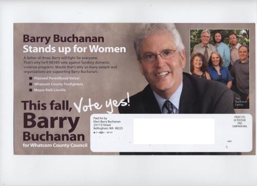 Barry Buchanan combo hit piece/promo side two