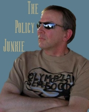 Tim Sweeney is The Policy Junkie
