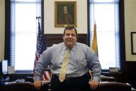 There is absolutely nothing funny to say about a picture of Chris Christie