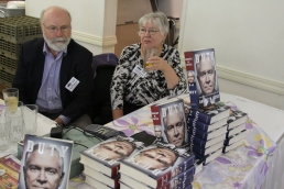 Chuck and Dee Robinson of Village Books