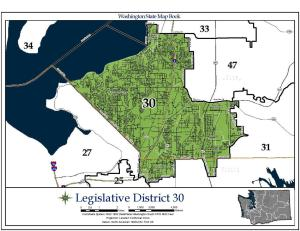 30th Legislative District