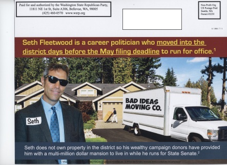 Attack ad from WA Republicans