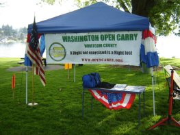 Open Carry Whatcom