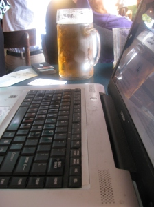 Beer and Blogging