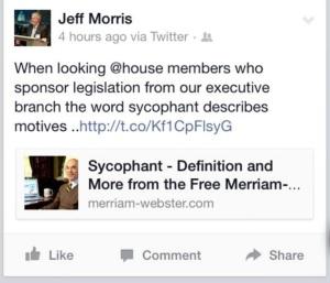 Rep. Jeff Morris
